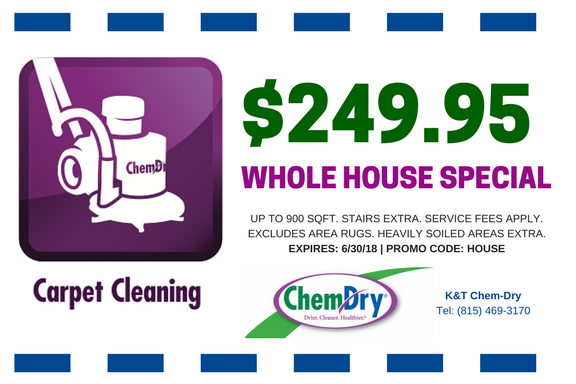 Online Specials Printable Coupons K Amp T Chem Dry